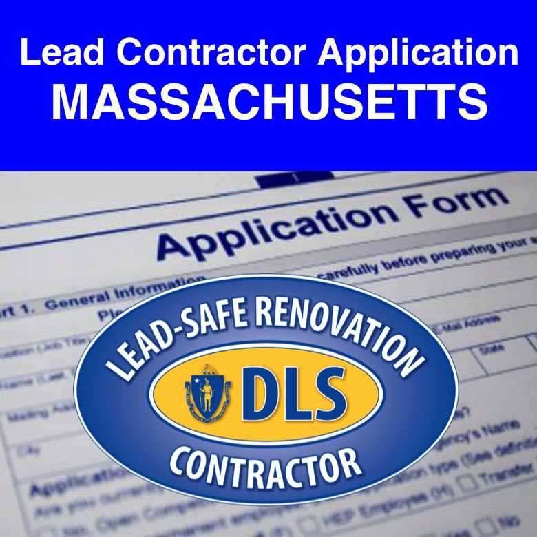 lead contractor