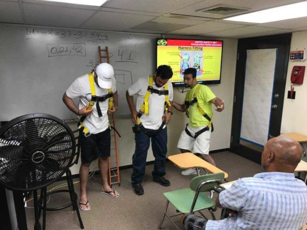 osha training portugese spanish english 9787670630 osha boston